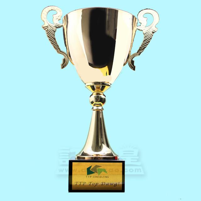 粘土作品奖杯步骤图