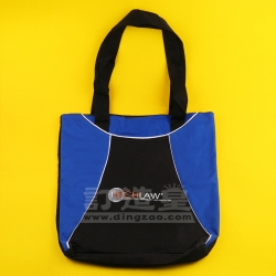 2-Tone Color Pocket Tote ITechLaw Association
