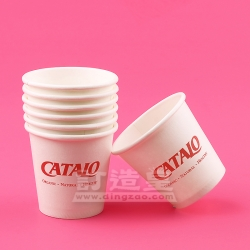 彩印廣告紙杯(2.5oz) CATALO Natural Health Foods Ltd.