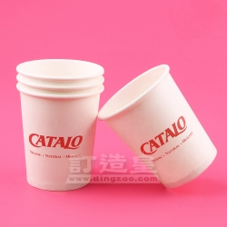彩印廣告紙杯(4.5oz) CATALO Natural Health Foods Ltd.